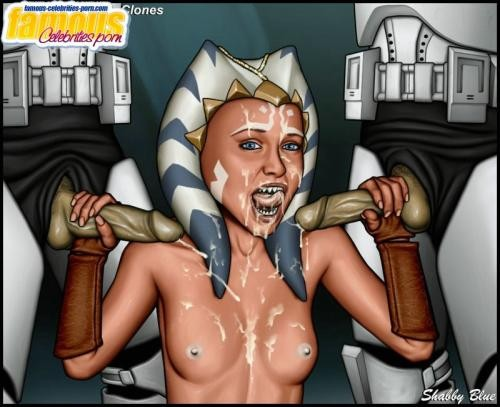Cartoon Star Wars Porn